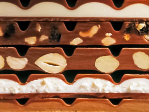 Rührwerk Anwendungsbereiche Süßigkeiten
