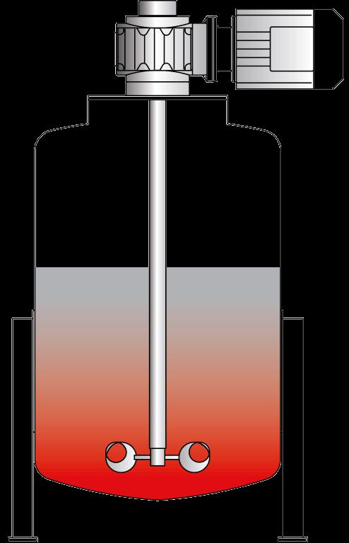 Tankrührwerk VJ500