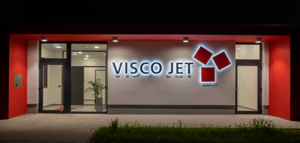 ViscoJet new building Küssaberg